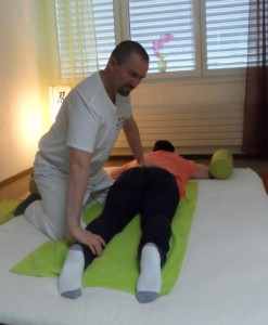 Massage par Richard